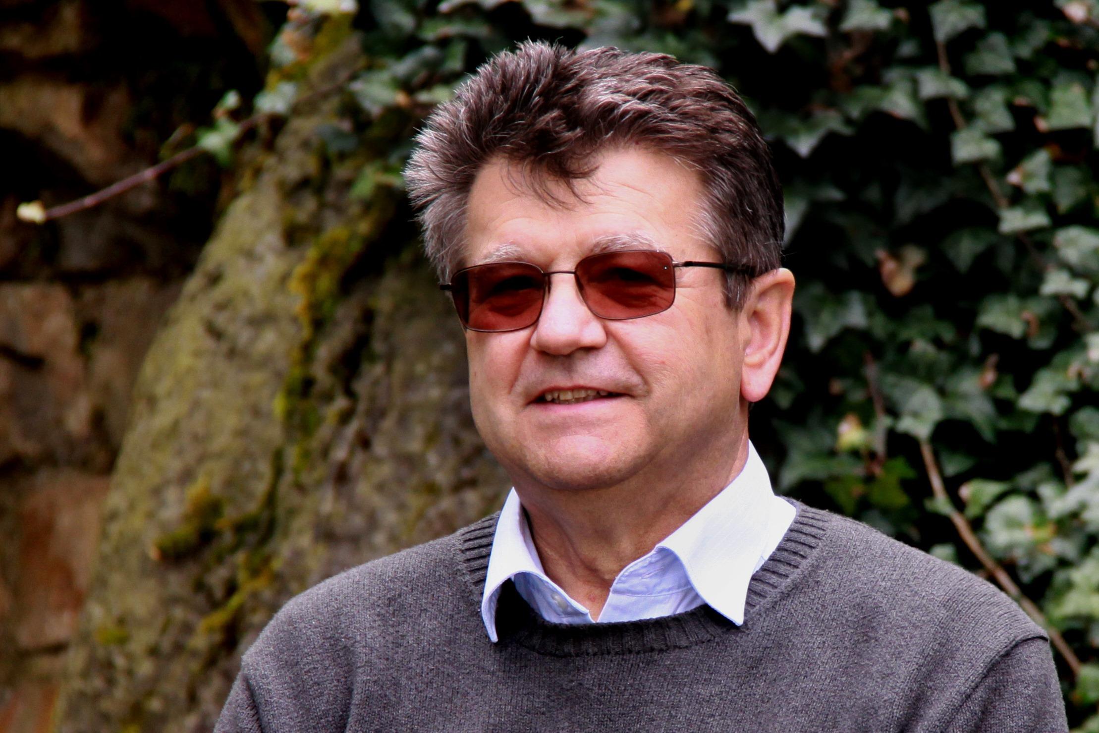Pater Erhard Rauch SDS, Pfarrmoderator der Michaelerkirche