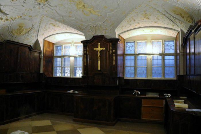 Sakristei<br/>restauriert 2008