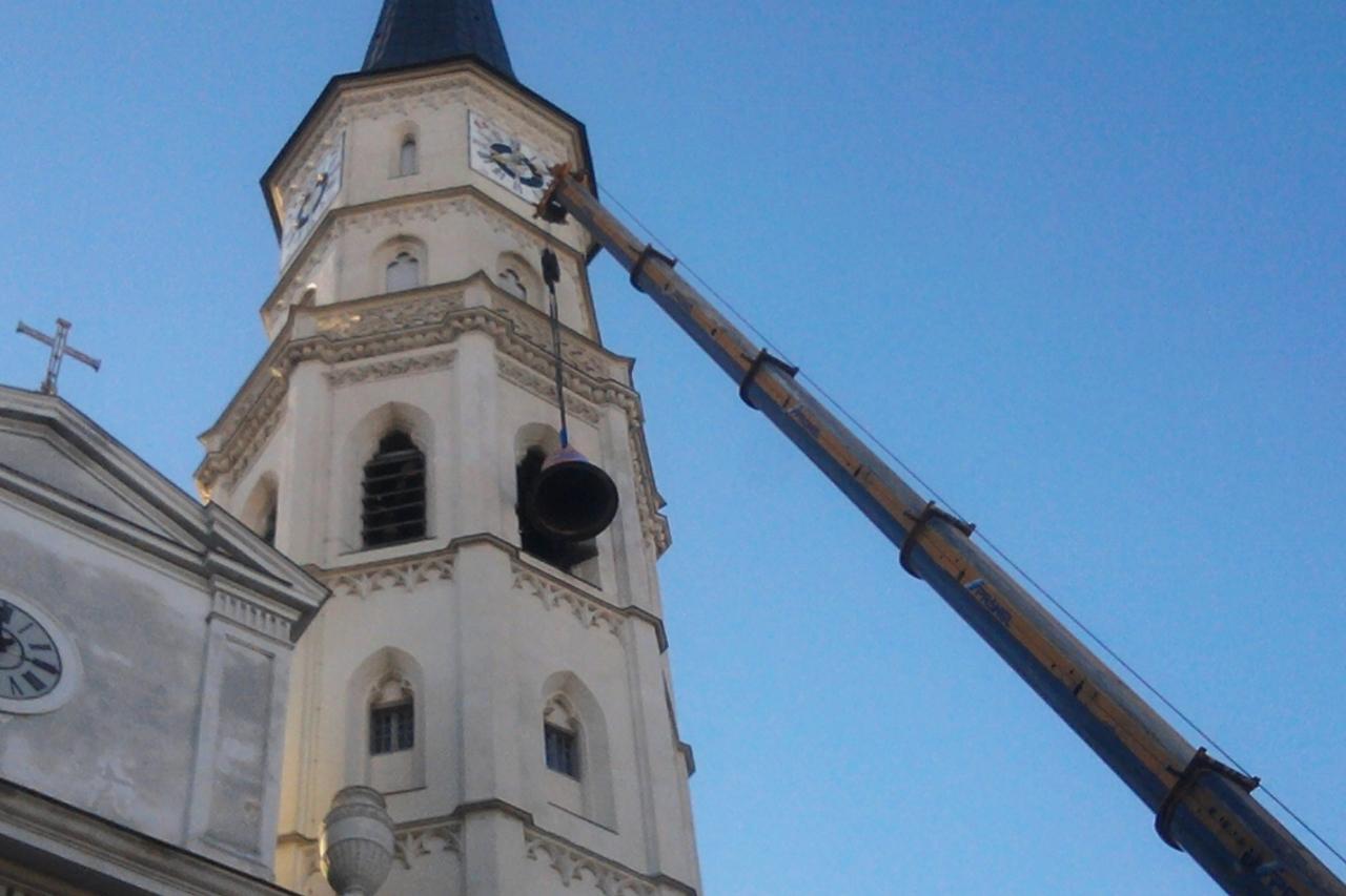 Die große Michaelerglocke<br/>restauriert 2006