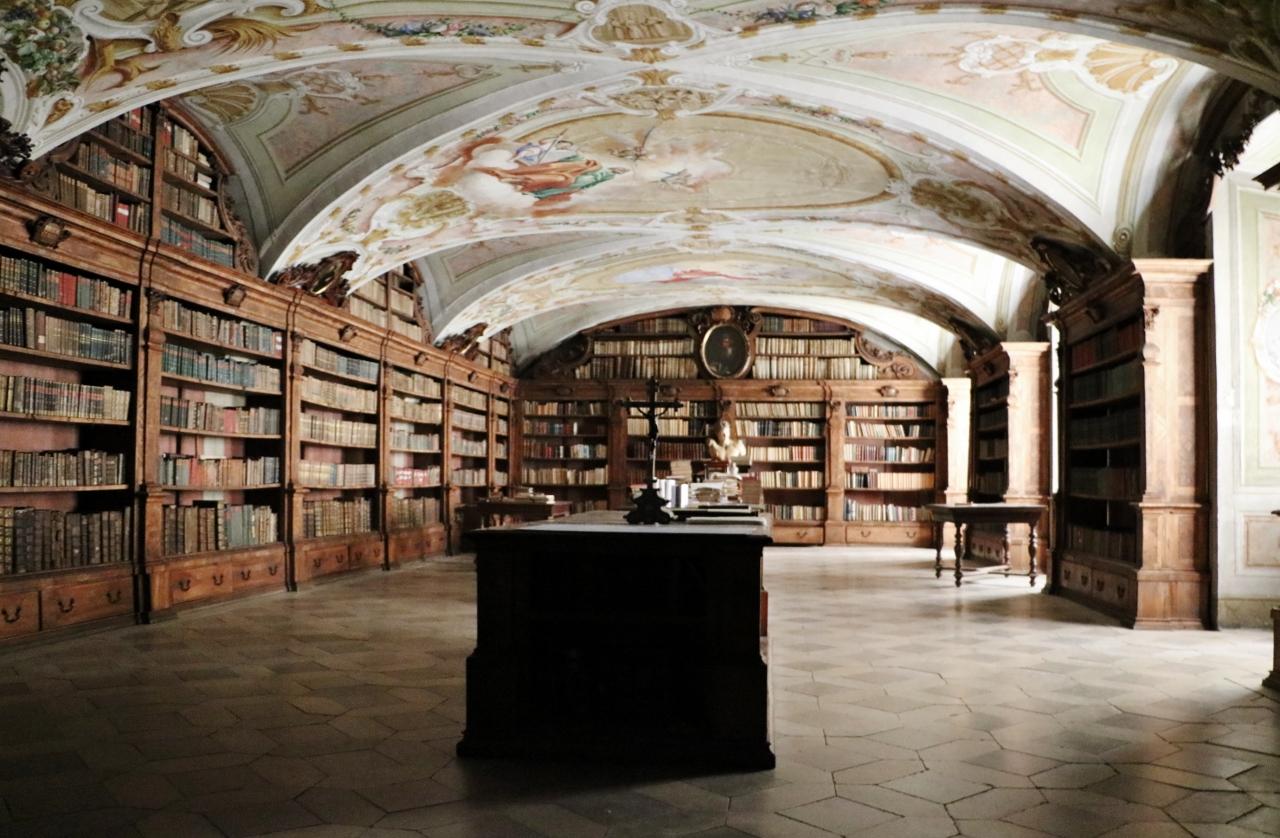 Die barocke Bibliothek