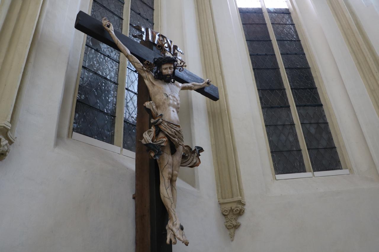 Das Kruzifix von Hans Schlais (um 1510/15)