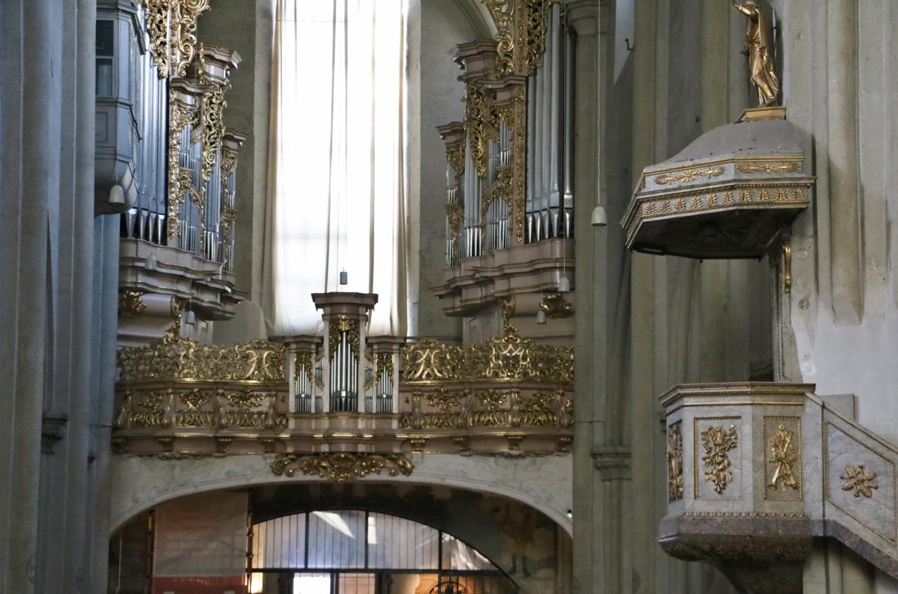 Die Sieber-Orgel aus der Sicht des Orgelbauers