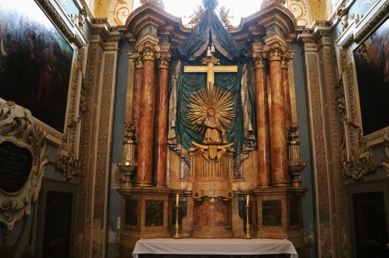 Vesperbildkapelle (1637/39)<br/>restauriert 2006