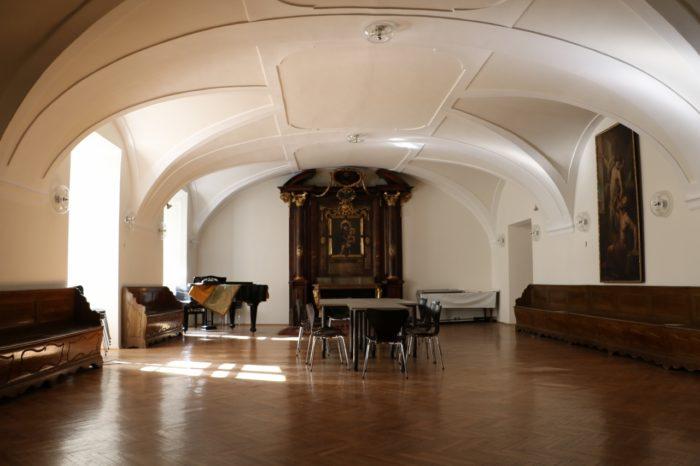 Der Kapitelsaal