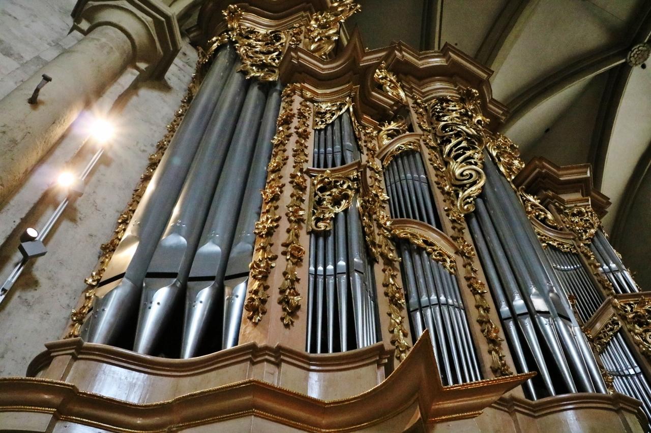 Die Sieber-Orgel in der Michaelerkirche