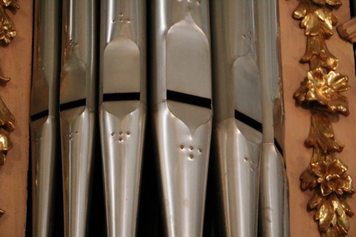 Die Instandsetzung der Orgel 2014