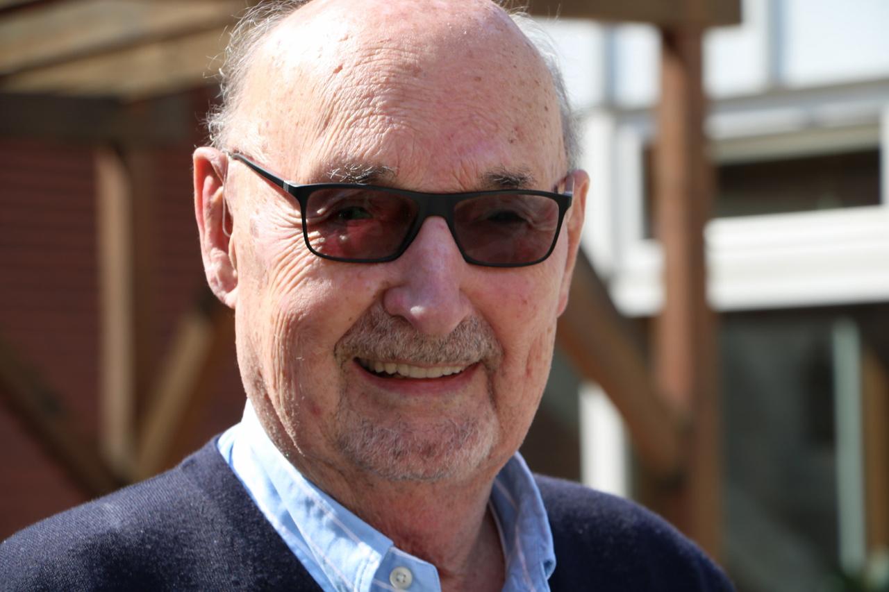 Pater Wolfgang Worsch SDS – Emeritus