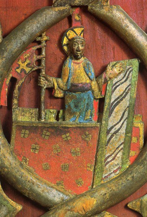 Türreflief, Tür-Relief, Dom zu Gurk, (c) Salvatorianer