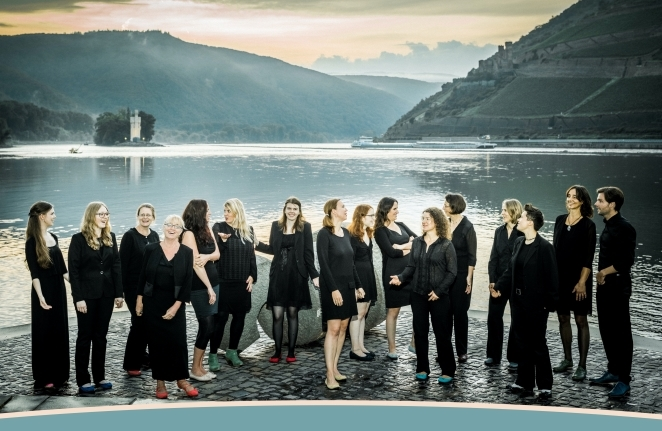 Ensemble Clara Voce – Song of Praise 15.10.2020