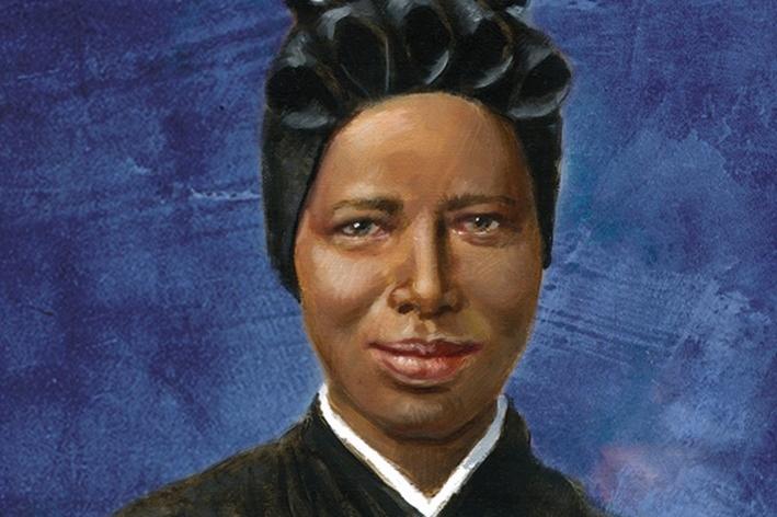 Josephine Bakhita, 1869-1947, Sklavin, Ordensfrau, Heilige, (c) www.solwodi.at