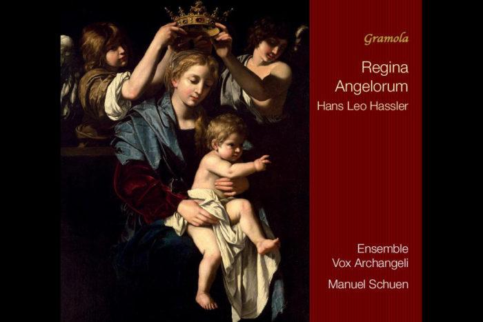 "Jubiläums-CD ""Regina Angelorum"""