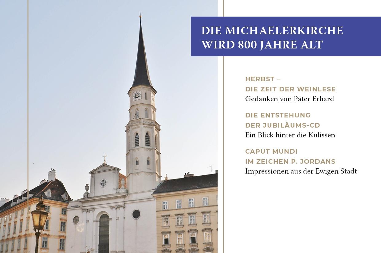 Michaeler Blätter, Nr. 55/2021, Titelbild